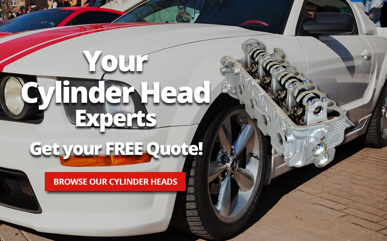 Take advantage of Gearhead Engines cylinder head deals